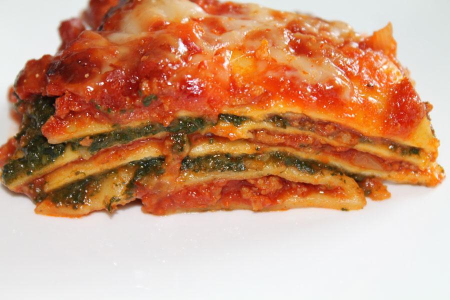 vegetarische rezepte lasagne. Black Bedroom Furniture Sets. Home Design Ideas