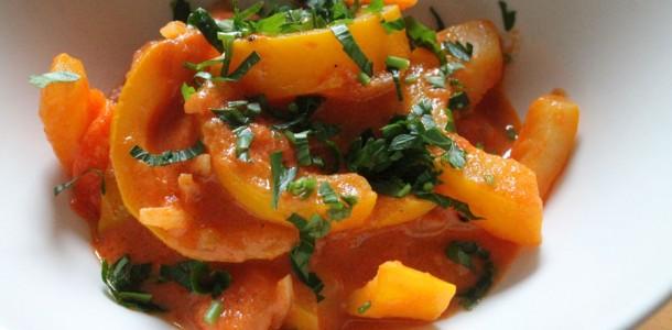 zucchini tomaten gem se lecker und passt zu vielen gerichten. Black Bedroom Furniture Sets. Home Design Ideas