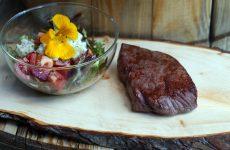 Steak aus dem Beefer