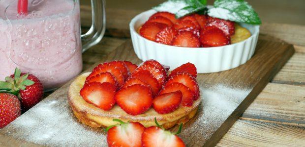Erdbeer Tartelettes