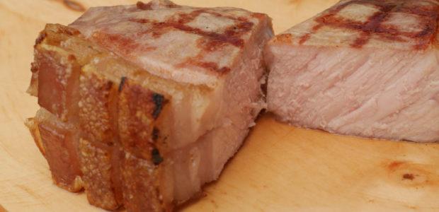 Kotelett vom Schwäbisch-Hällischen Eichelschwein
