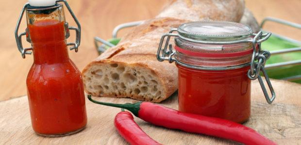 Sriracha Sauce selbstgemacht